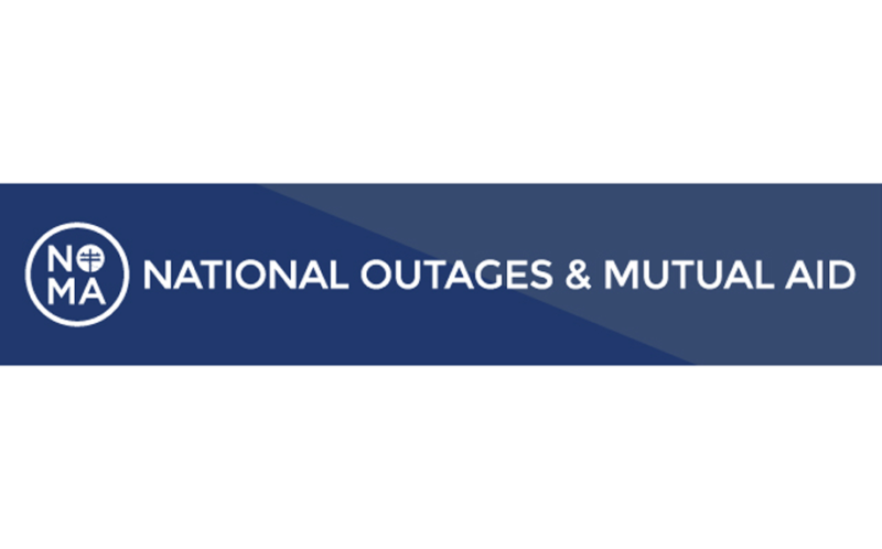 National Outages and Mutual Aid Logo