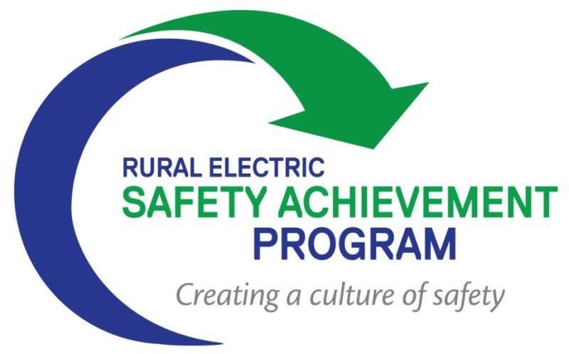 Rural Electric Safety Achievement Program Logo